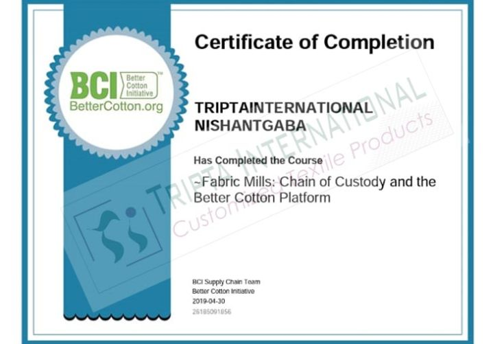 Tripta-Certificate4