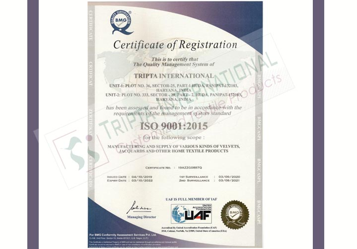 Tripta-Certificate6